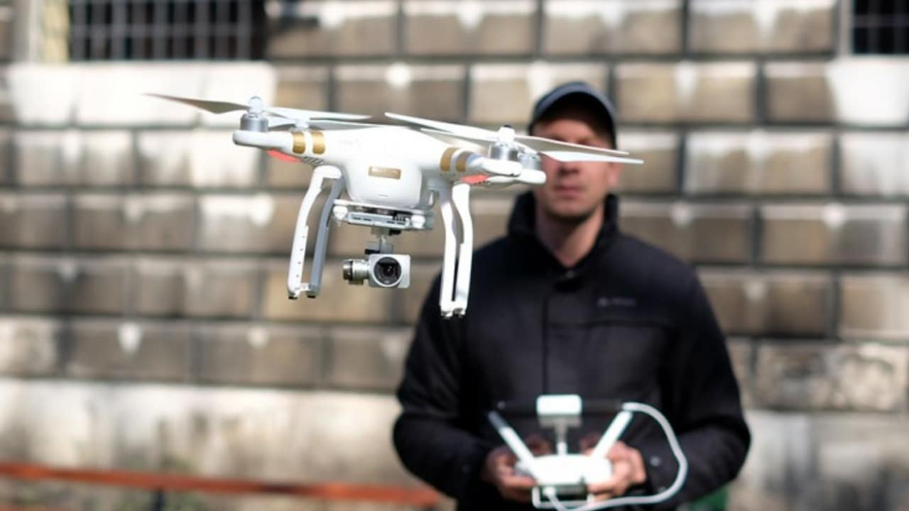 dji phantom 3 4k review and specification