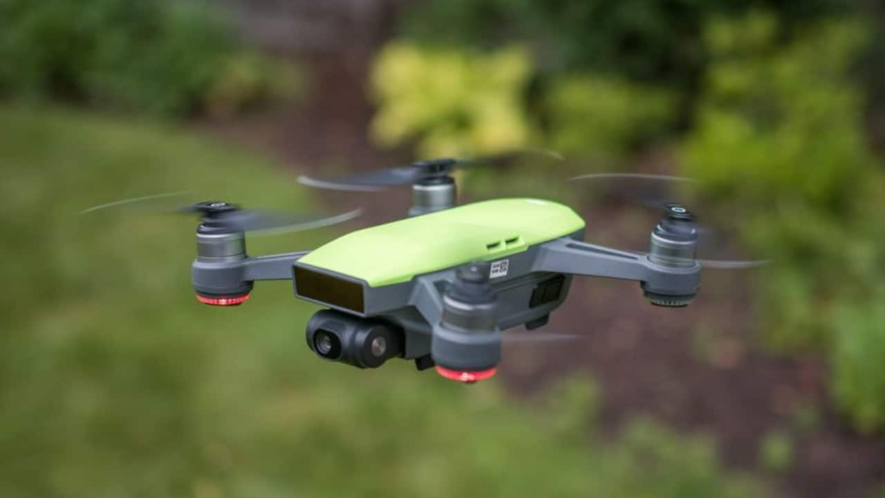 dji spark review and specification