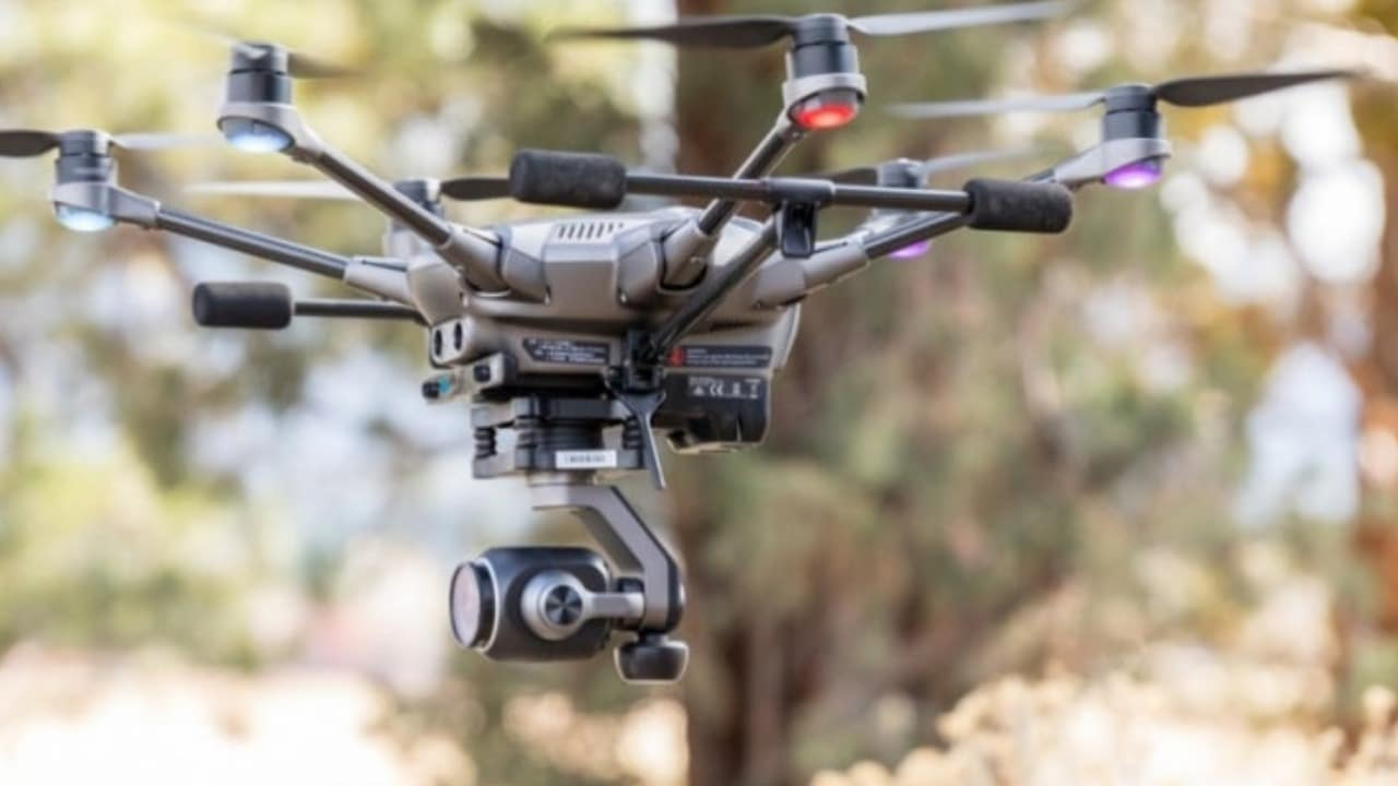 yuneec typhoon h plus review and specification