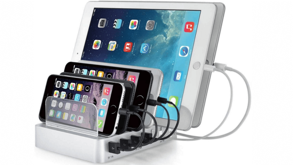 Mobile Phone Multiport USB Charger