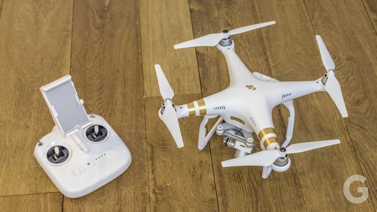 dji phantom 3 se review and specifications