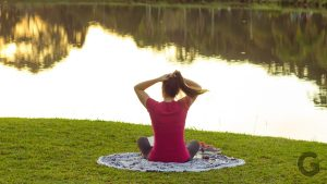 yoga mat for outdoor