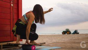 yoga mat sustainability