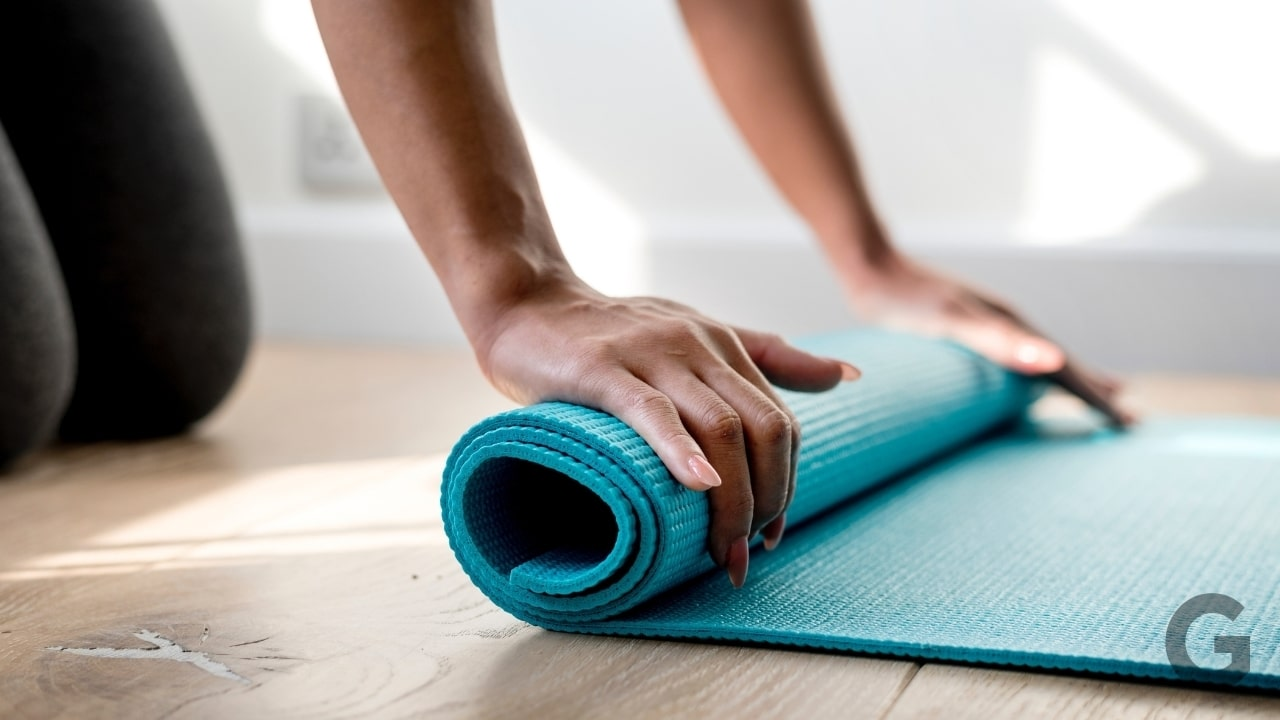 Choose The Right Yoga Mat