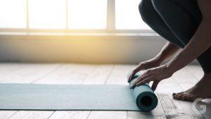 Toxic-Free Yoga Mat