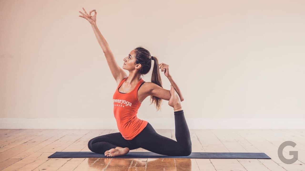 best yoga mats for power yoga