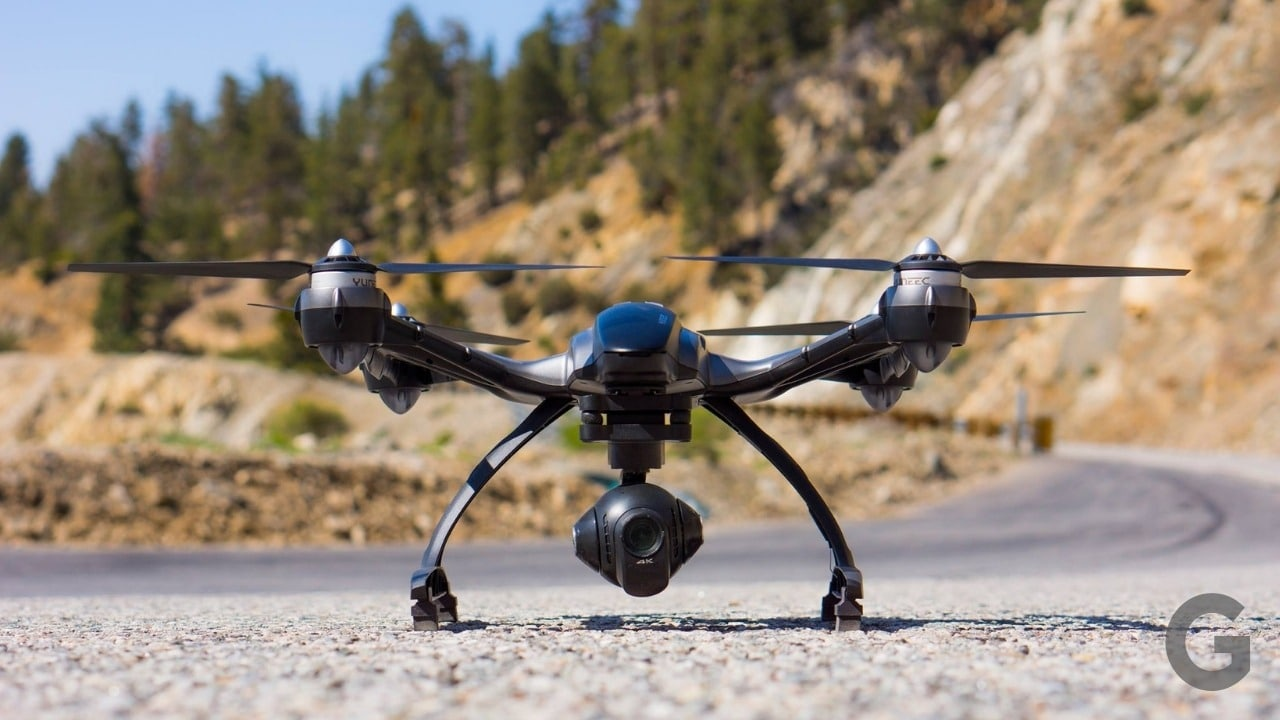 yuneec typhoon q500 4k review and specifications