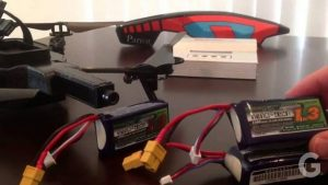 Parrot AR Drone 2.0 BatteriesType