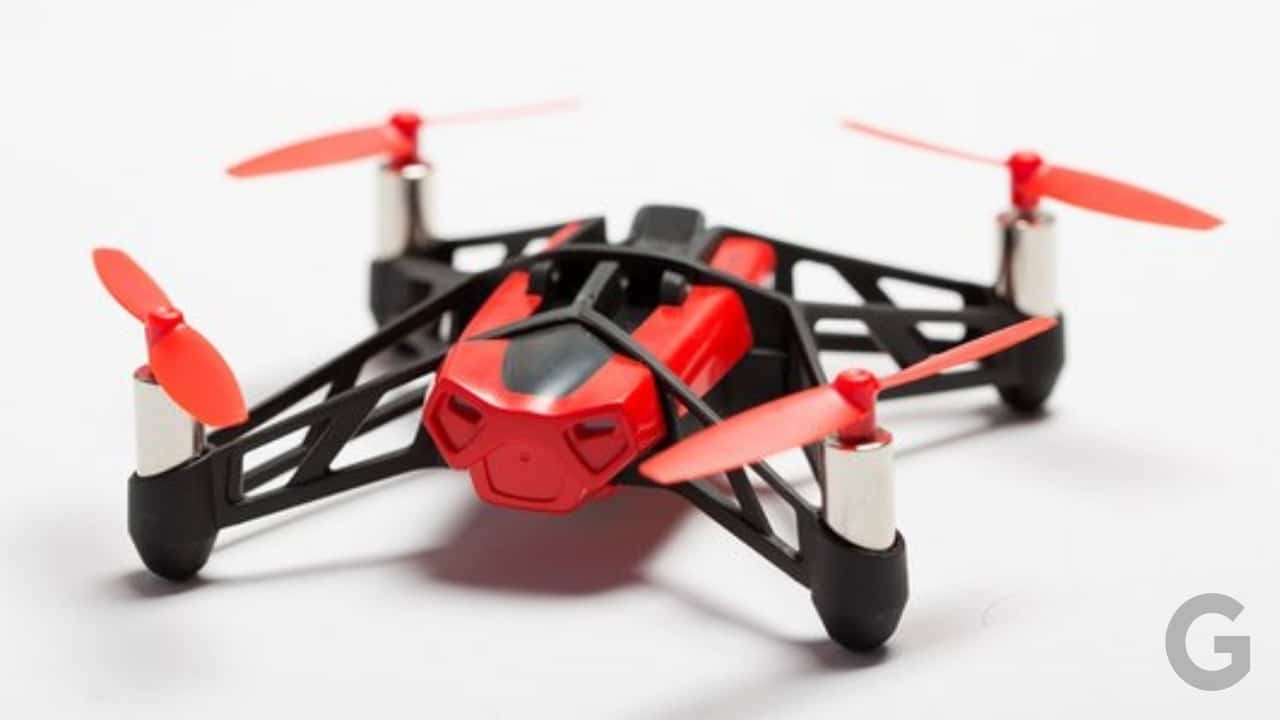 parrot rolling spider drone review and specifications
