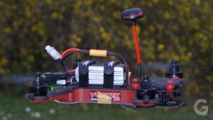 ImmersionRC Vortex 250 Pro Battery