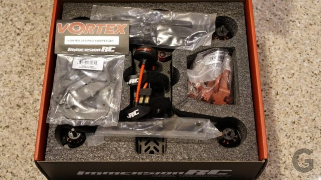 immersionrc vortex 250 pro review and specifications