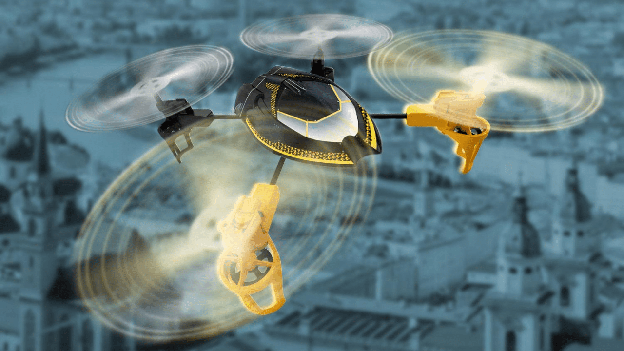 Parrot Jumping Sumo Drone Review