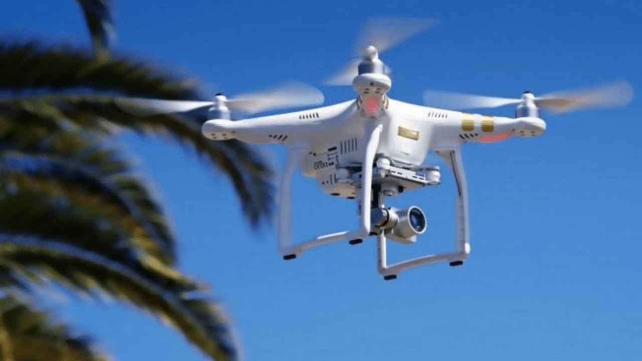 Parrot Rolling Spider Drone Review