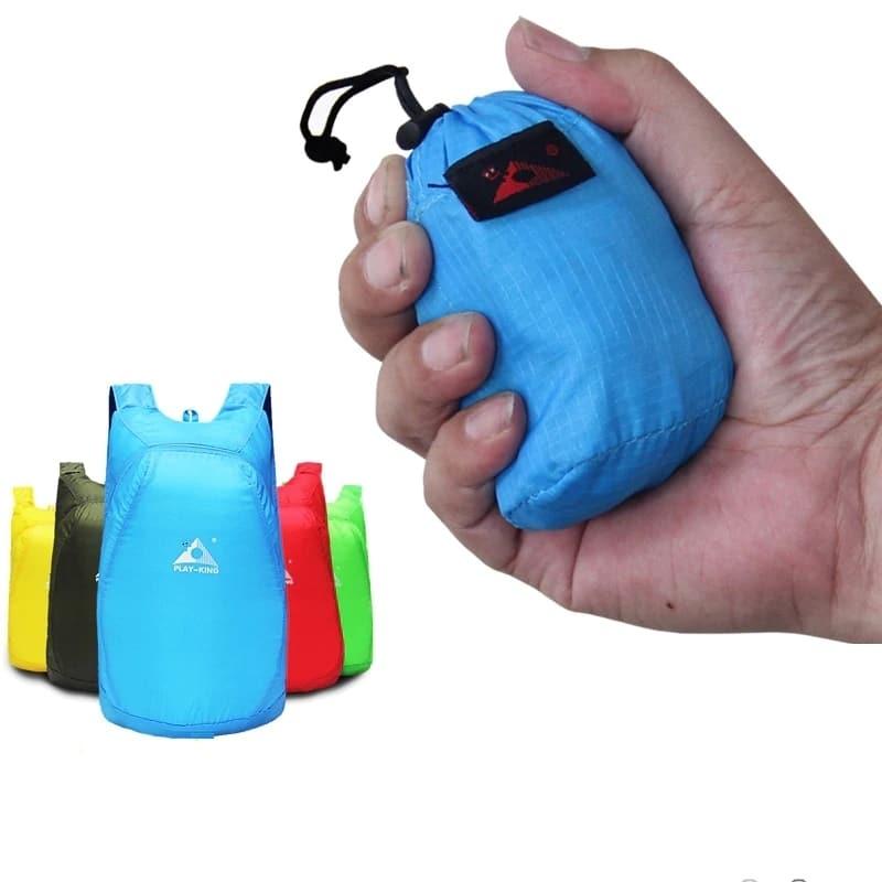 New Ultralight Nylon Foldable Waterproof Backpack