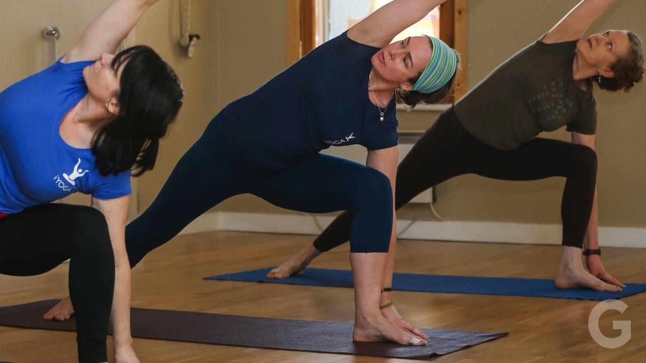 How To Do Iyengar Yoga