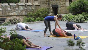 How To Do Kripalu Yoga