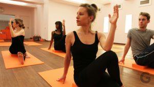 About Kripalu Yoga