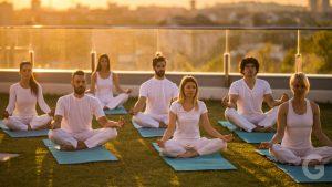 About Meditation Yoga