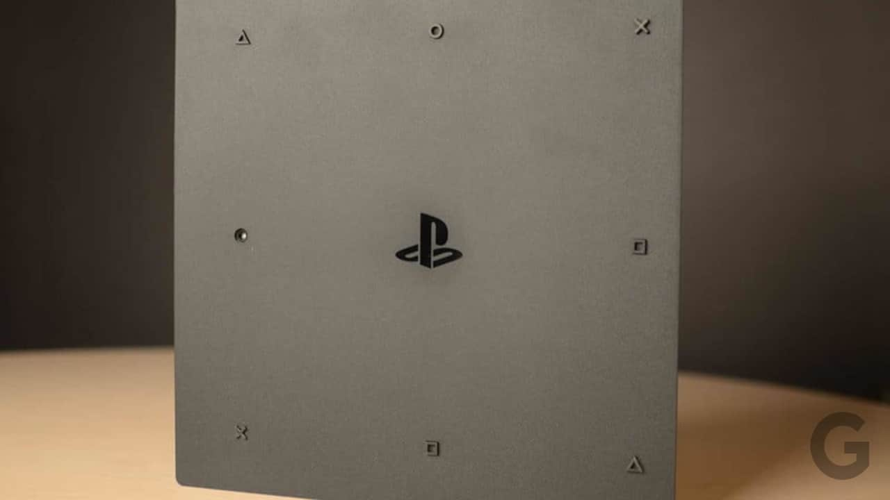 Sony PlayStation 4 Pro Body