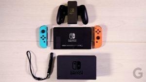 Nintendo Switch Design