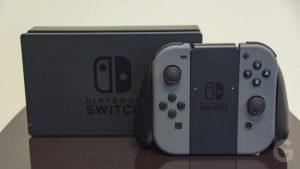 Nintendo Switch Console Mode