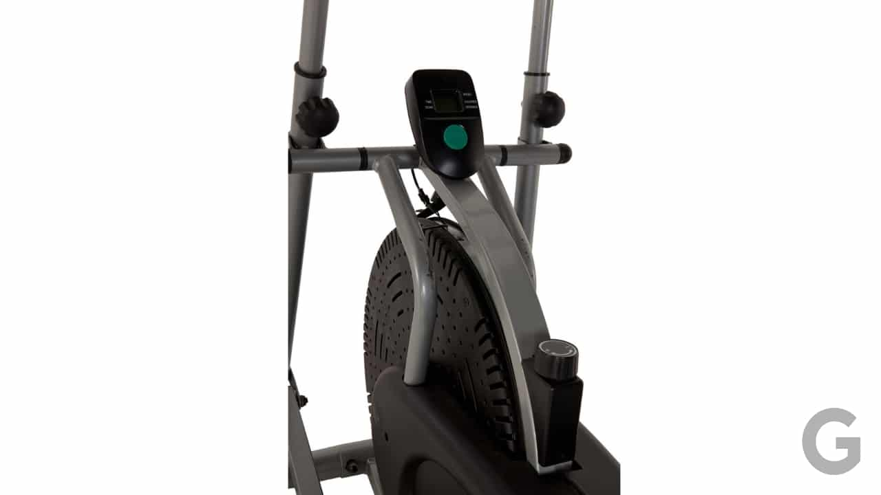 exerpeutic aero air elliptical review