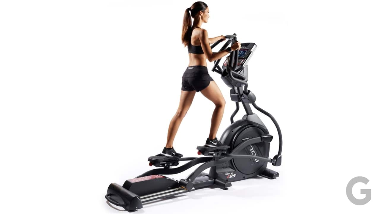sole e95 elliptical trainer machine review