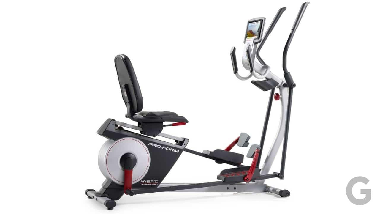 proform hybrid elliptical trainer review