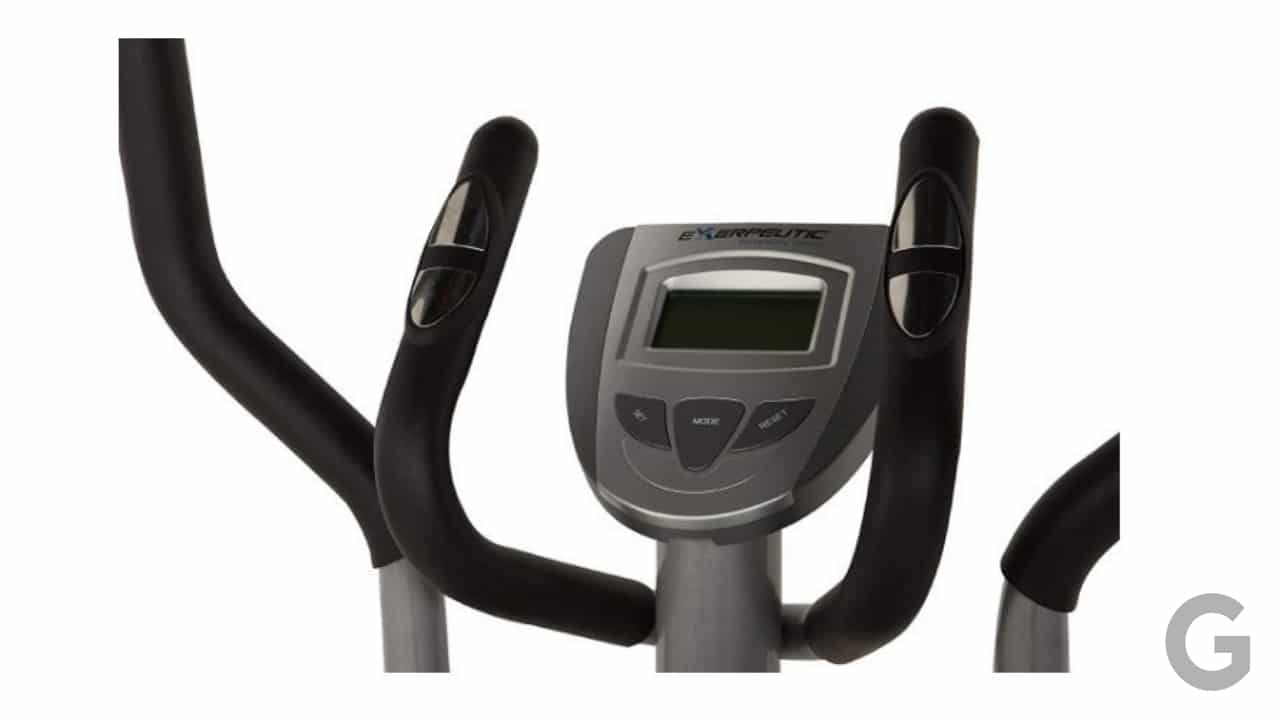 exerpeutic 1000xl magnetic elliptical review