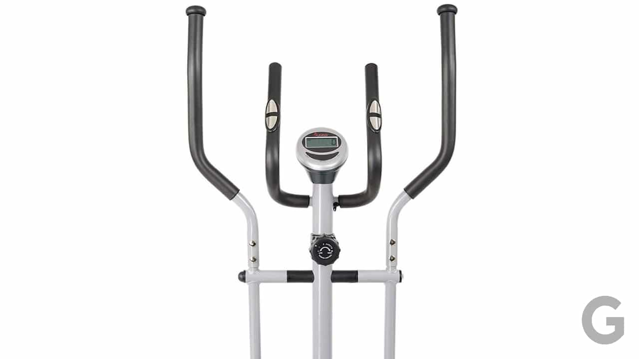 sunny sf-e905 magnetic elliptical trainer review