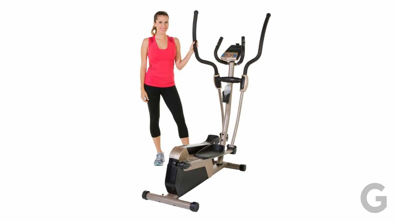 exerpeutic 5000 magnetic elliptical trainer review