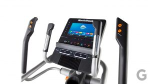 NordicTrack ACT Commercial 10 Elliptical Features