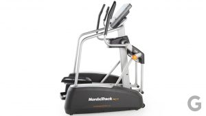 NordicTrack ACT Commercial 10 Elliptical Computer Features