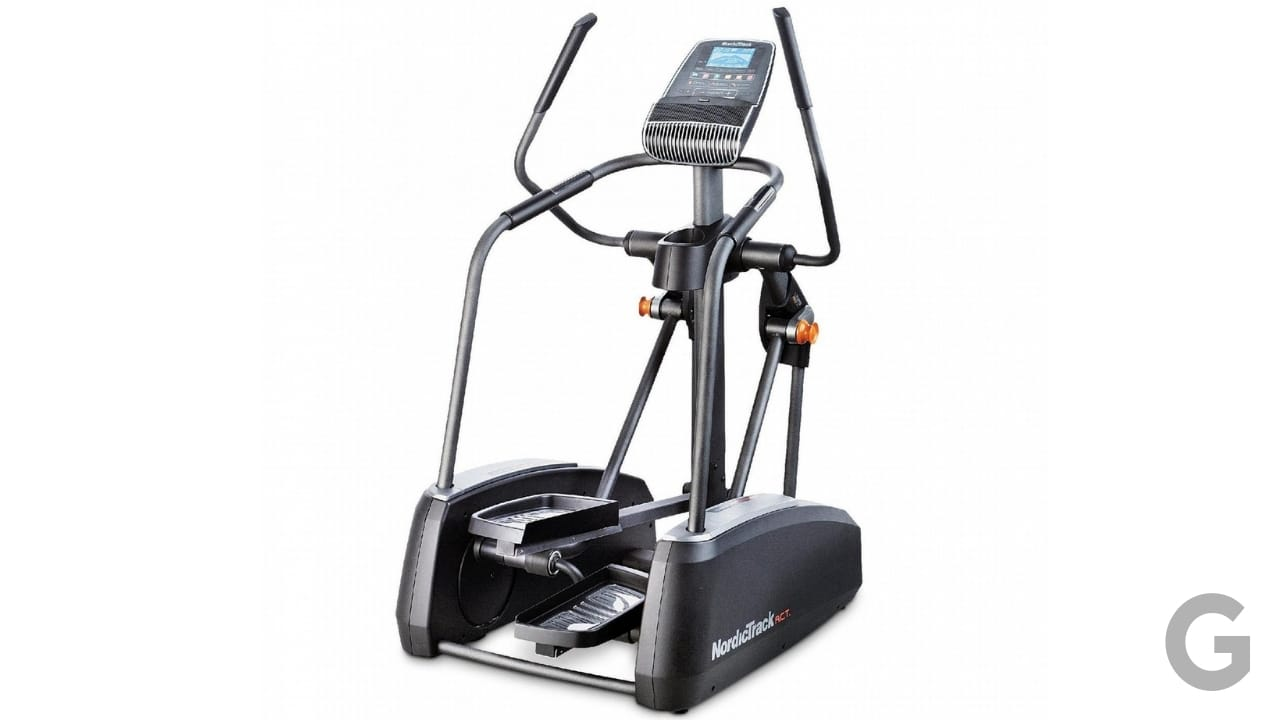 nordictrack act commercial 10 elliptical review