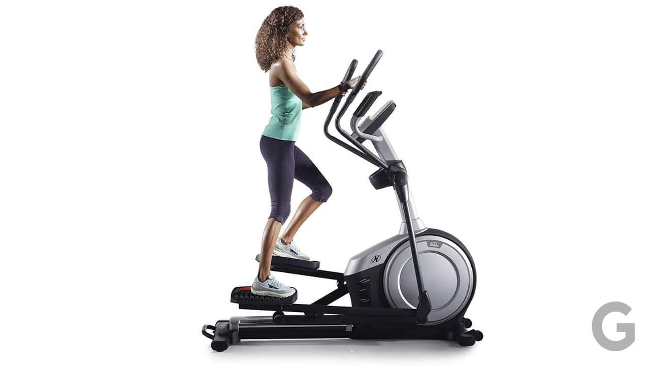 nordictrack c 7.5 elliptical trainer review