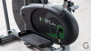 Body Rider BRD2000 Elliptical Features