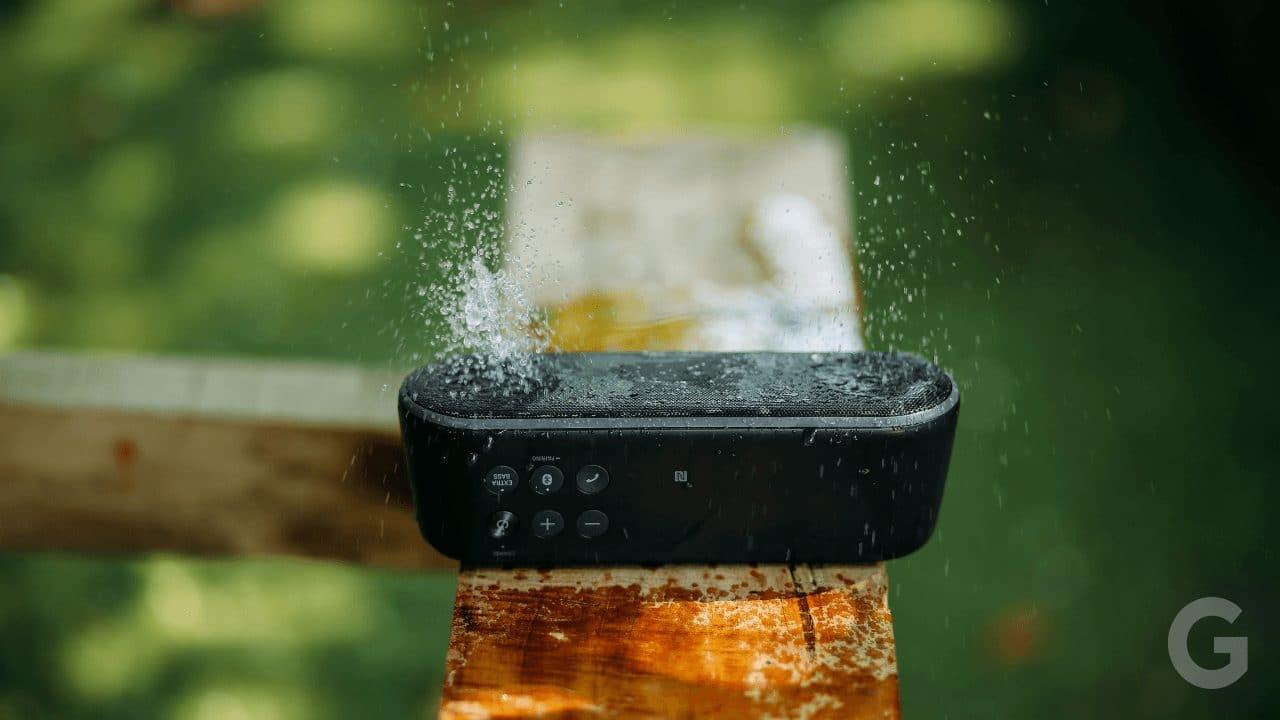 waterproof speakers bluetooth