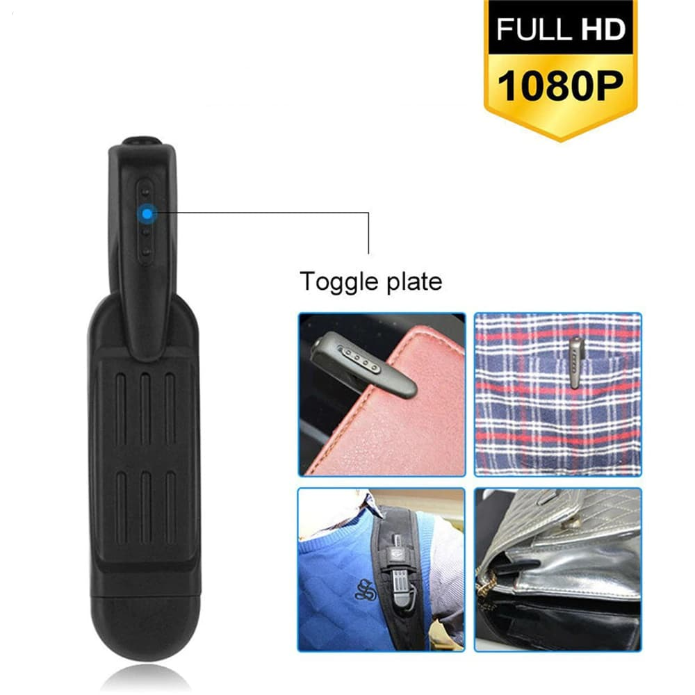 t189 full hd 1080p mini wearable small pen camera with 32gb card support