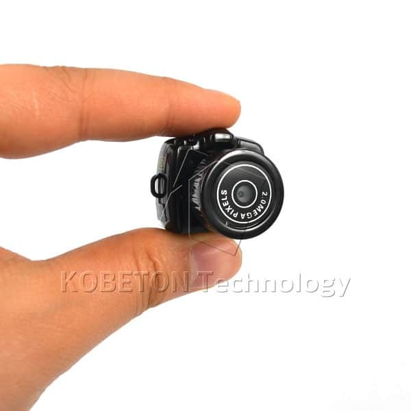 Kebidu Mini Camera And Mini Video Camera Ultra Small For Pocket With DVR Camcorder Recorder