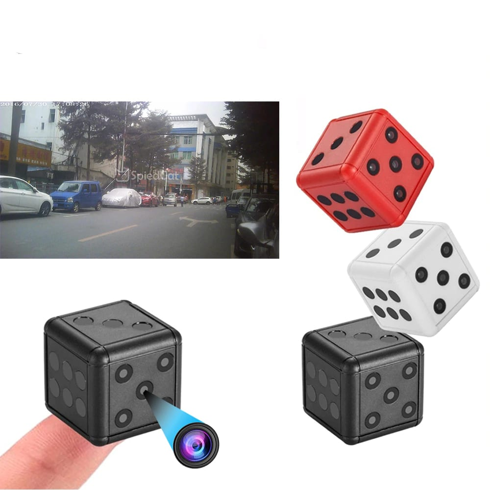 SQ16 Dice Mini Camera And Camcorder And Sport DV For Motorcycle