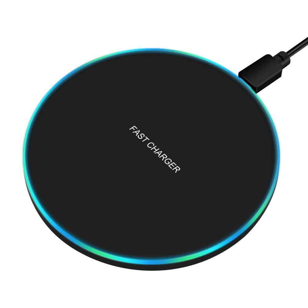 fdgao 10w fast wireless mobile phone charger for fast charging