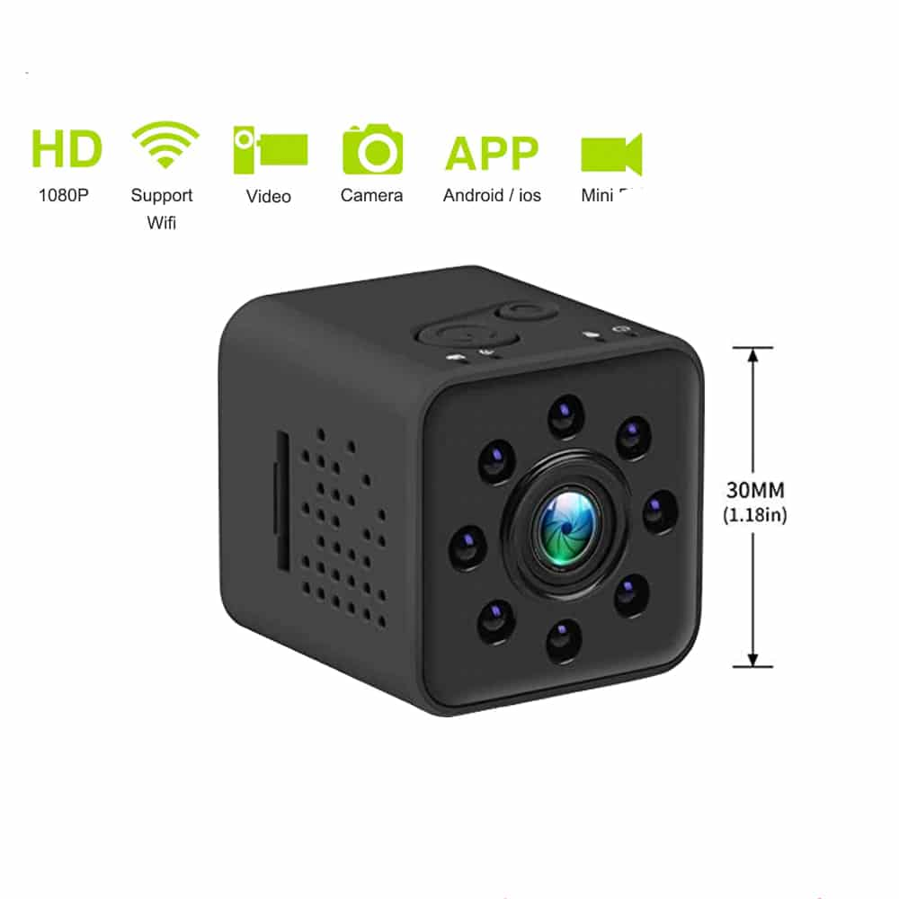 sq23 mini camera with wifi and full hd 1080p sport dv recorder and night vision