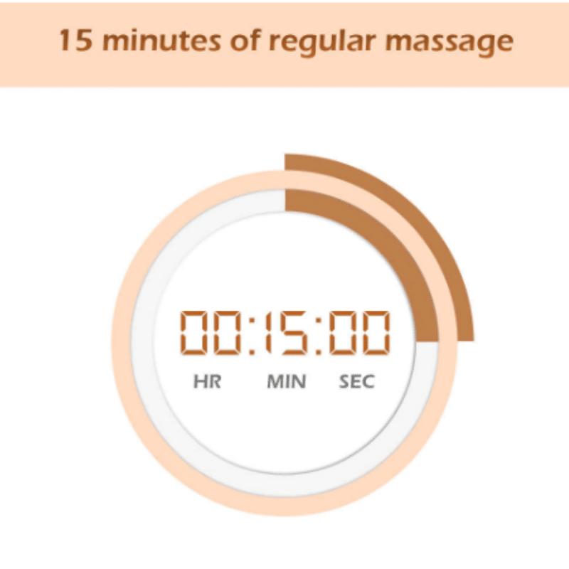 LaGuerir Multifunctional Body Massager (for Cervical Neck Shoulder & Back Pain Deep Tissue Relief)
