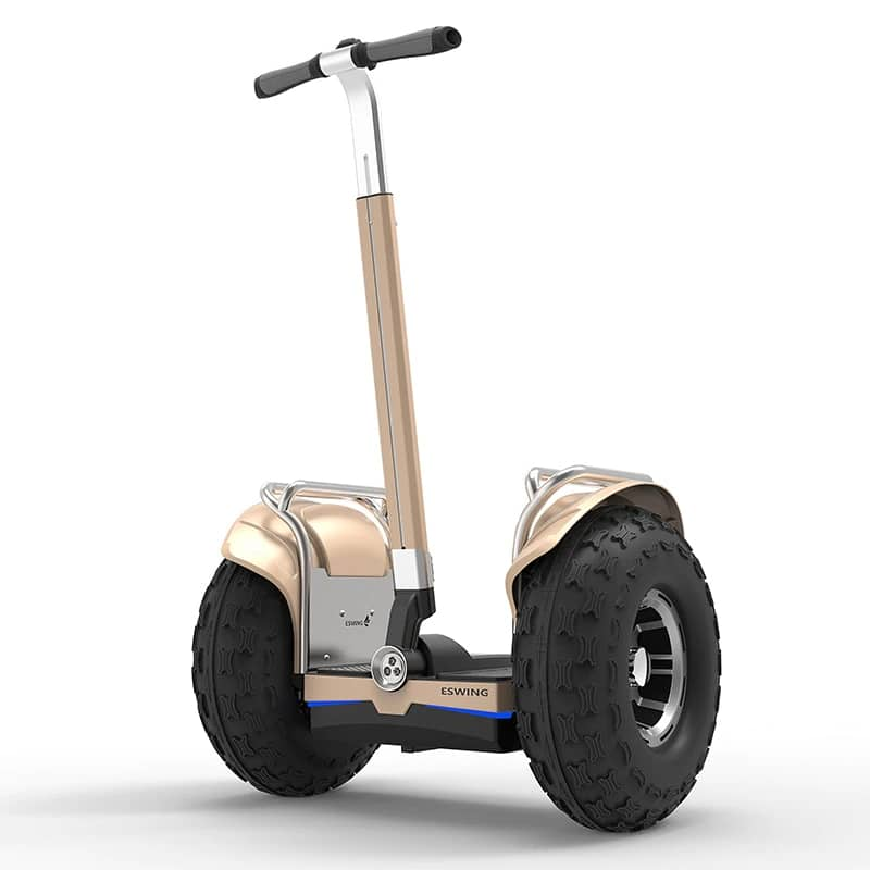 Smart Balance 72V 2400W 19inch Electric Scooter with Samsung Battery and GPS