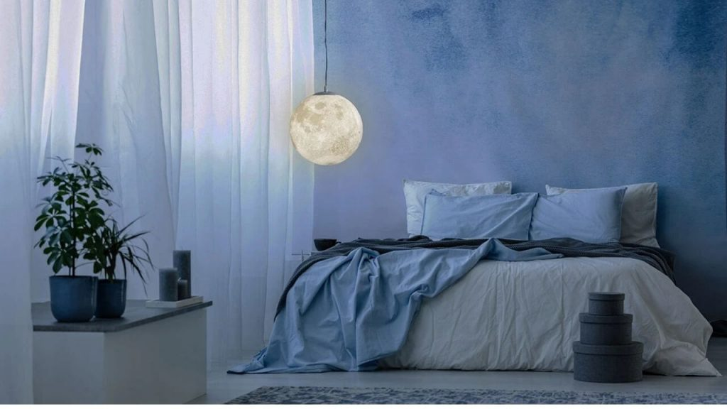 best personalized moon lamps