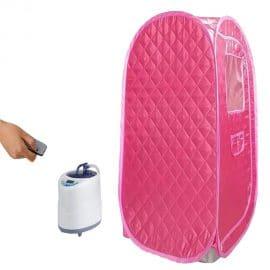 Portable steam Sauna 4.2L 2000W Generator For Sauna home SPA Portable STEAM BATH Lose Weight Detox Therapy