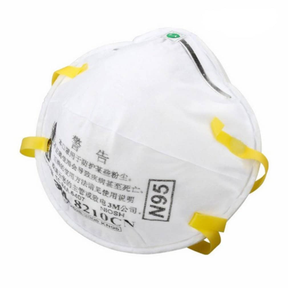 20 Pcs per Lot N95 Mask Bacteria Proof face mask for Protection from Dust Pollution and Flu