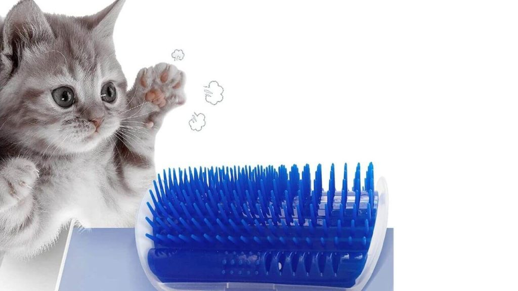 Cat Self Groomer And Massager