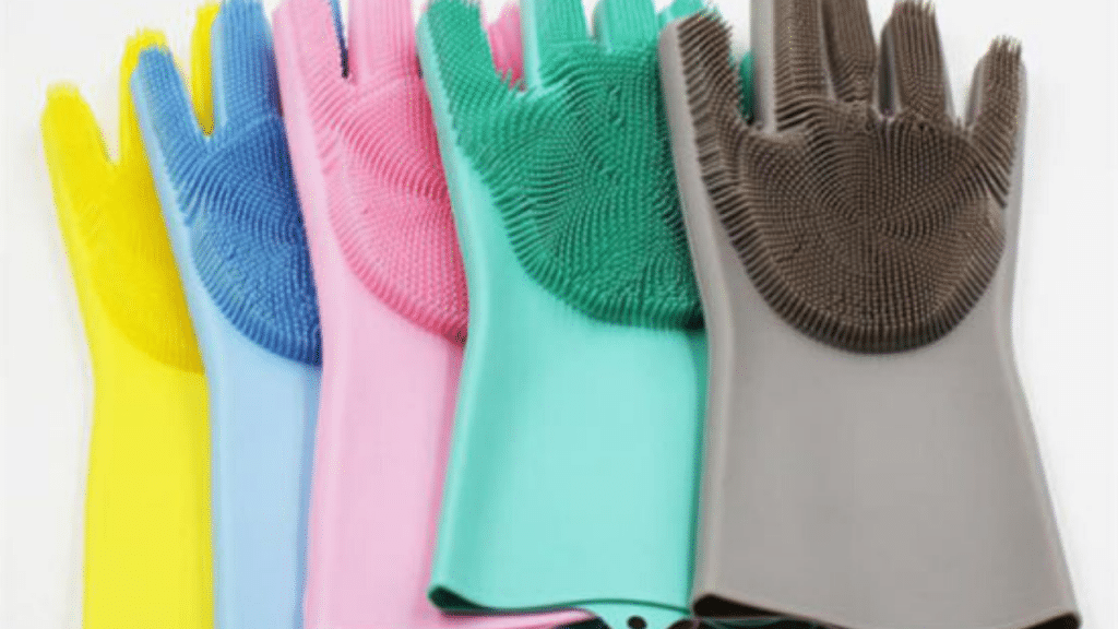 Best Scrubbing Gloves Buy Online In 2020 (Buyer's Guide And Review) 1