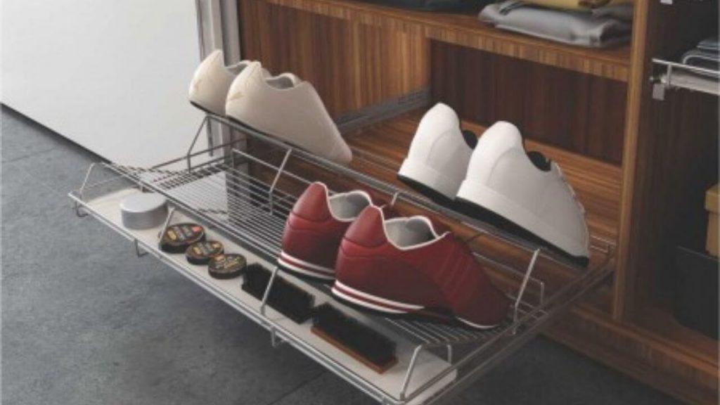 best shoe organizer for men's shoes